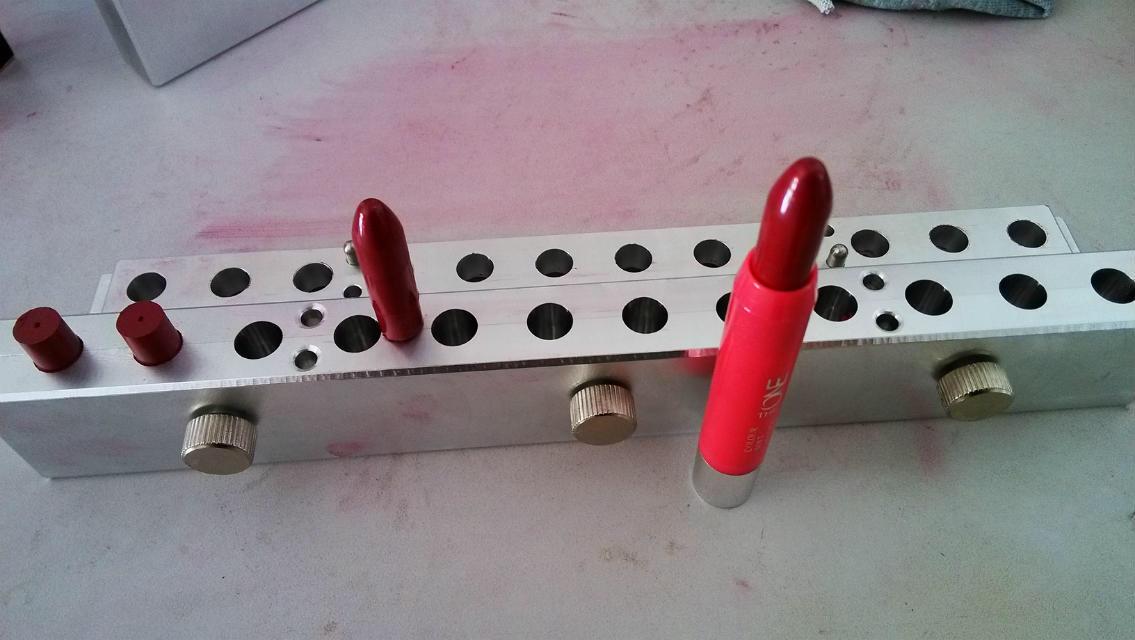 Eyeliner Mold, Lipliner Mold, Lip Pencil Mold